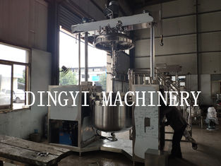 Semi Solid Industrial Homogenizer Equipment For Pharmaceutical Cream