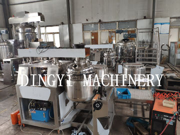 600-800L Capacity Industrial Homogenizer Equipment Water Bath Heating