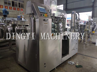 High viscosity Homogenizer Machine For cream PLC Touch Screen Control
